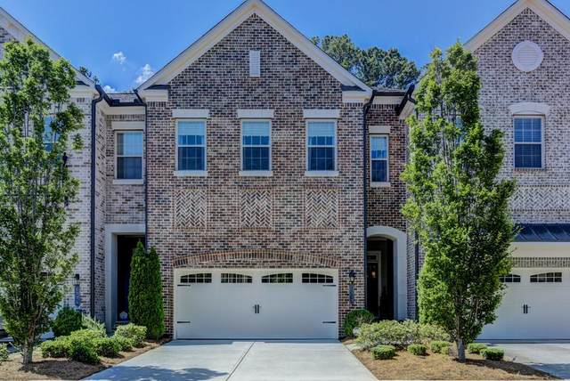 1773 Stephanie Trail #31, Atlanta, GA 30329 (MLS #6732011) :: The Butler/Swayne Team