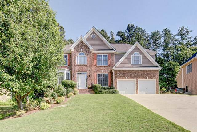 6308 Braidwood Overlook, Acworth, GA 30101 (MLS #6732015) :: The Cowan Connection Team