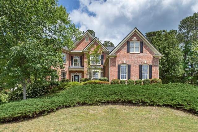 1611 Mulberry Lake Drive, Dacula, GA 30019 (MLS #6732027) :: North Atlanta Home Team