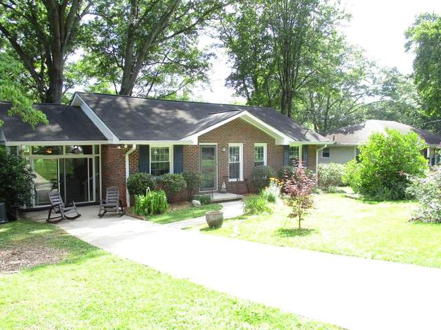 2837 Monticello Place, Decatur, GA 30030 (MLS #6732045) :: The Heyl Group at Keller Williams