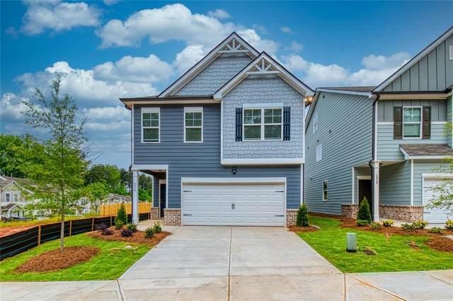 1510 Ashbrooke Trace, Stone Mountain, GA 30083 (MLS #6732065) :: North Atlanta Home Team
