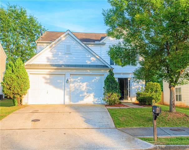 3264 Wellington Walk SW, Atlanta, GA 30331 (MLS #6732069) :: Keller Williams Realty Cityside