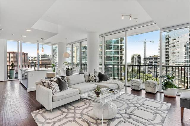 1080 Peachtree Street NE #1411, Atlanta, GA 30309 (MLS #6732070) :: Charlie Ballard Real Estate