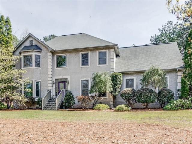 105 Allie Drive, Mcdonough, GA 30252 (MLS #6732128) :: The Butler/Swayne Team