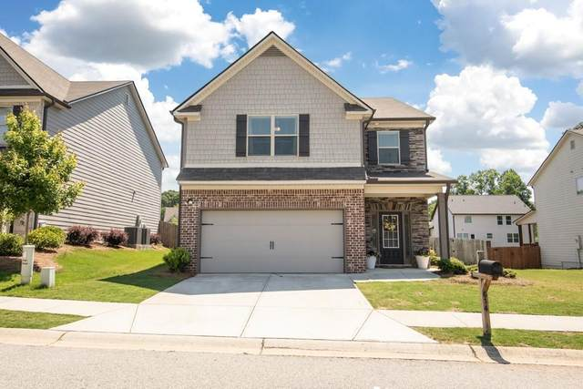 614 Amaranth Trail, Hoschton, GA 30548 (MLS #6732145) :: The Zac Team @ RE/MAX Metro Atlanta