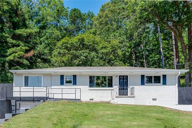 6266 Austin Drive SW, Mableton, GA 30126 (MLS #6732158) :: Path & Post Real Estate