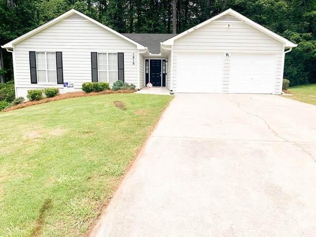 1819 Amber Court, Lithonia, GA 30058 (MLS #6732202) :: Kennesaw Life Real Estate