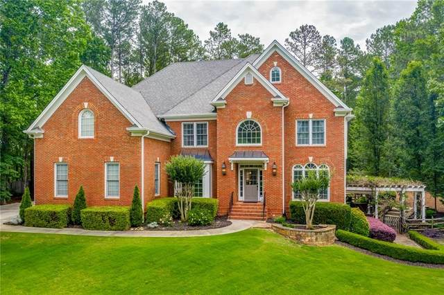 115 Hopewell Grove Drive, Milton, GA 30004 (MLS #6732207) :: The Realty Queen & Team
