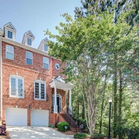 1702 Woodwalk Creek SE #1, Atlanta, GA 30339 (MLS #6732276) :: Charlie Ballard Real Estate