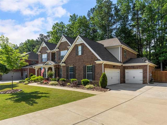 5513 Heatherbrooke Drive NW, Acworth, GA 30101 (MLS #6732294) :: Dillard and Company Realty Group