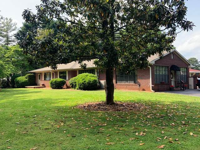 4804 Flat Creek Road, Oakwood, GA 30566 (MLS #6732319) :: The Realty Queen & Team