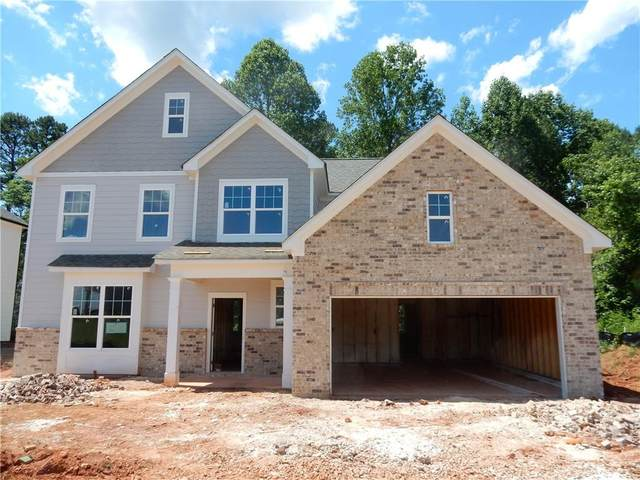 4194 Links Boulevard, Jefferson, GA 30549 (MLS #6732327) :: The Butler/Swayne Team
