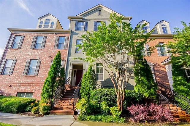 222 Le Gran View, Atlanta, GA 30328 (MLS #6732334) :: Rock River Realty