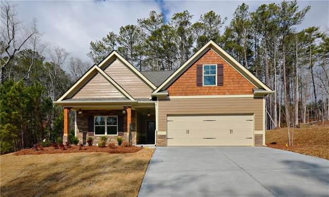 150 Pinebrook Drive, Waleska, GA 30183 (MLS #6732345) :: Kennesaw Life Real Estate