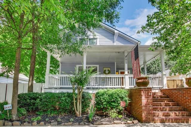 85 Howell Street NE, Atlanta, GA 30312 (MLS #6732348) :: Oliver & Associates Realty