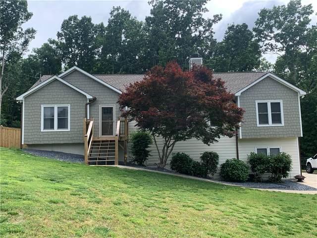 5707 Frontier Walk Lane, Buford, GA 30518 (MLS #6732360) :: Charlie Ballard Real Estate