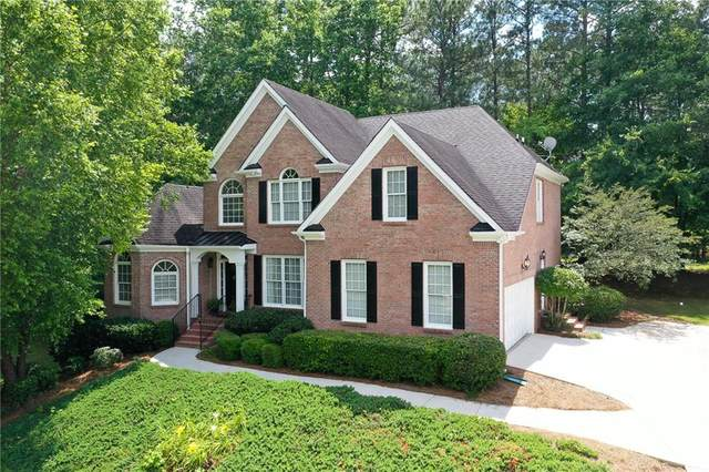 5322 Tallgrass Way NW, Kennesaw, GA 30152 (MLS #6732363) :: Path & Post Real Estate