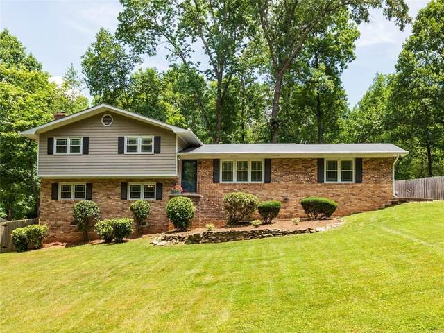 3783 Ashwood Drive SE, Smyrna, GA 30080 (MLS #6732370) :: Charlie Ballard Real Estate