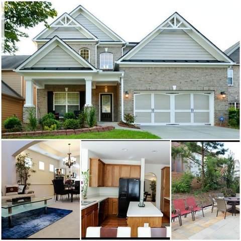 2862 Normandy Ridge, Lawrenceville, GA 30044 (MLS #6732408) :: Rock River Realty