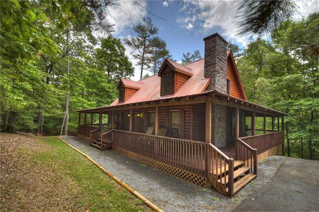 33 Holland Circle, Ellijay, GA 30536 (MLS #6732414) :: Kennesaw Life Real Estate