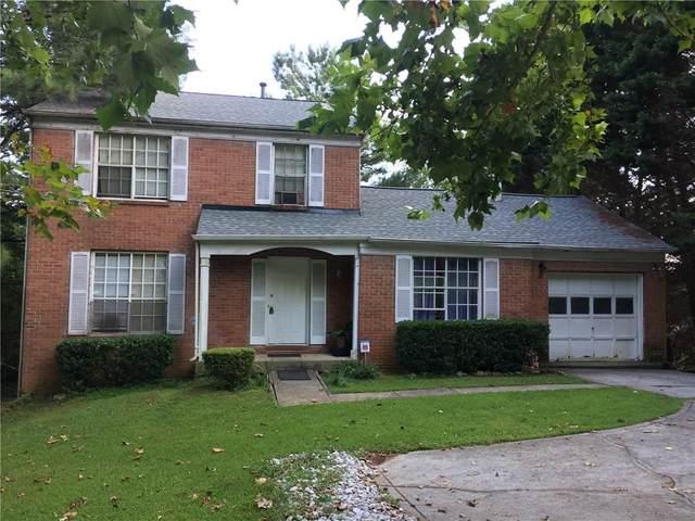 5143 Redan Road Road, Stone Mountain, GA 30088 (MLS #6732415) :: North Atlanta Home Team