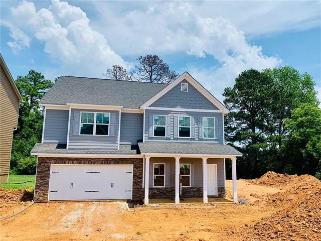 78 Cottage Walk NW, Cartersville, GA 30121 (MLS #6732420) :: The Cowan Connection Team