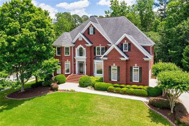 5120 Wild Ginger Cove, Peachtree Corners, GA 30092 (MLS #6732440) :: North Atlanta Home Team