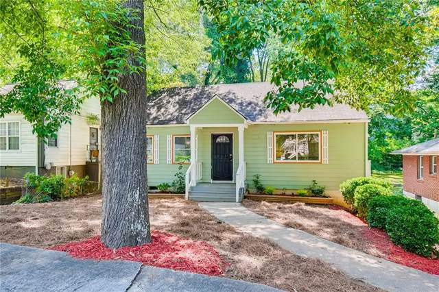 1421 Westmont Road SW, Atlanta, GA 30311 (MLS #6732452) :: North Atlanta Home Team