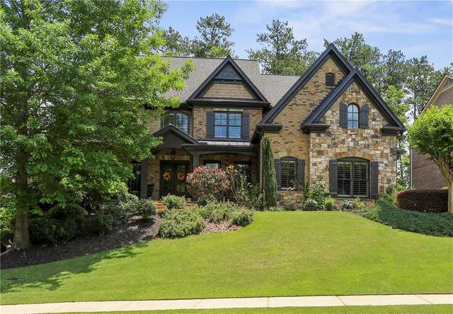111 Fernwood Drive, Woodstock, GA 30188 (MLS #6732455) :: Dillard and Company Realty Group