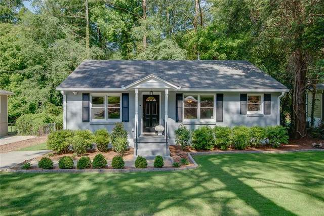 1684 Beacon Hill Boulevard NE, Atlanta, GA 30329 (MLS #6732477) :: The Zac Team @ RE/MAX Metro Atlanta