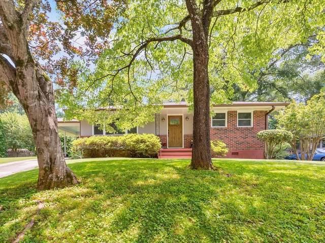 1086 Pinedale Drive SE, Smyrna, GA 30080 (MLS #6732515) :: Charlie Ballard Real Estate