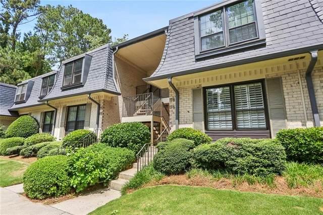 178 Maribeau Square NW, Atlanta, GA 30327 (MLS #6732540) :: The Butler/Swayne Team