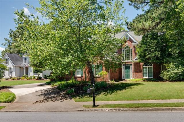 1720 Ridgemill Terrace, Dacula, GA 30019 (MLS #6732567) :: Thomas Ramon Realty