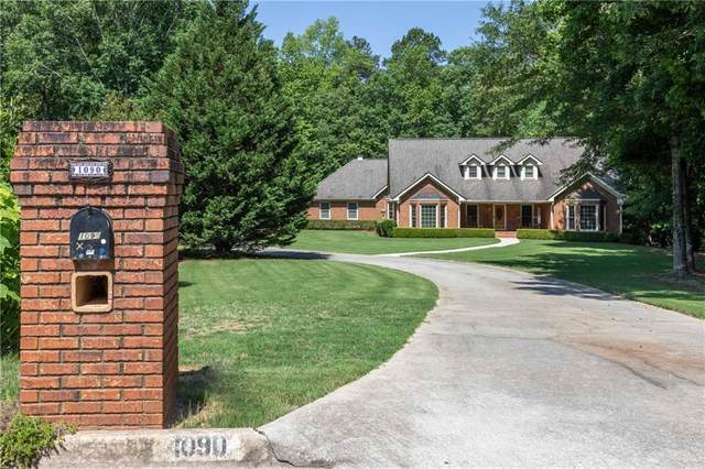 1090 Forest Hills Drive SE, Conyers, GA 30094 (MLS #6732615) :: The Heyl Group at Keller Williams