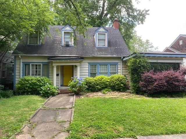 898 Rosedale Road NE #1, Atlanta, GA 30306 (MLS #6732641) :: Dawn & Amy Real Estate Team