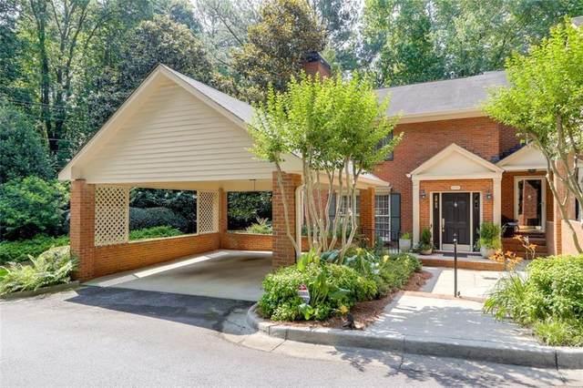 3150 Vinings Ridge Drive SE, Atlanta, GA 30339 (MLS #6732659) :: Charlie Ballard Real Estate
