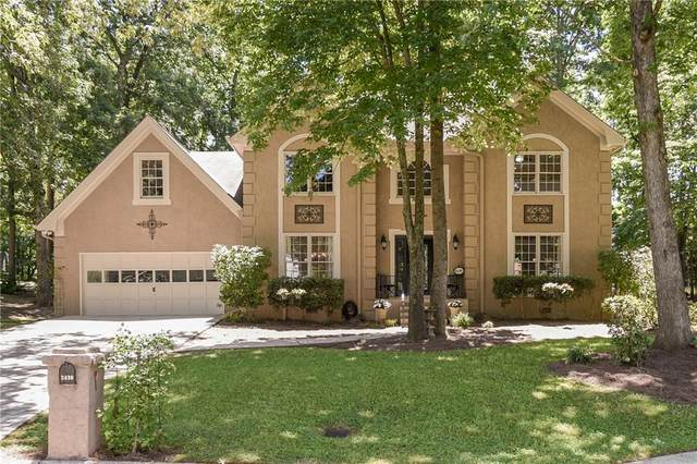2430 Valentines Court, Lawrenceville, GA 30043 (MLS #6732665) :: The Heyl Group at Keller Williams