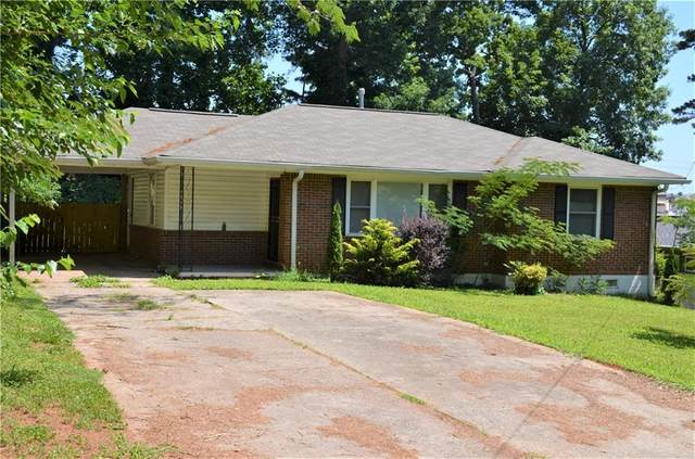 2888 Belvedere Lane, Decatur, GA 30032 (MLS #6732720) :: The North Georgia Group