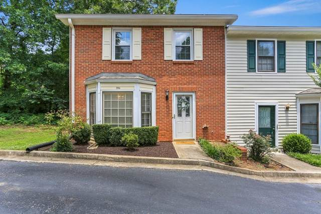 284 Shaded Oaks Lane SE #284, Marietta, GA 30067 (MLS #6732759) :: The Cowan Connection Team