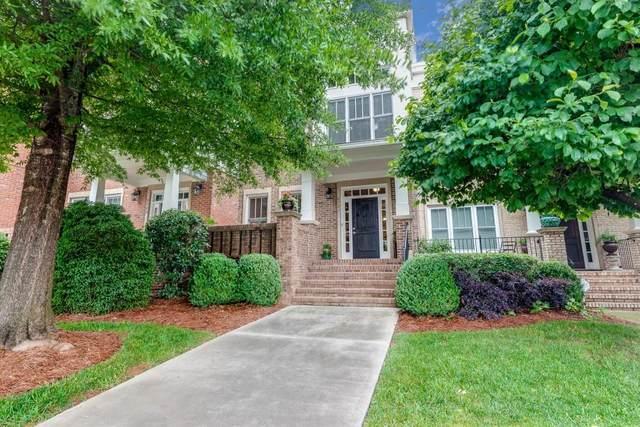 2727 Davis Oaks Place, Decatur, GA 30033 (MLS #6732770) :: The Cowan Connection Team
