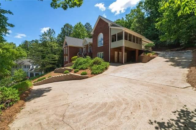 4710 E Forest Peak, Marietta, GA 30066 (MLS #6732773) :: Charlie Ballard Real Estate