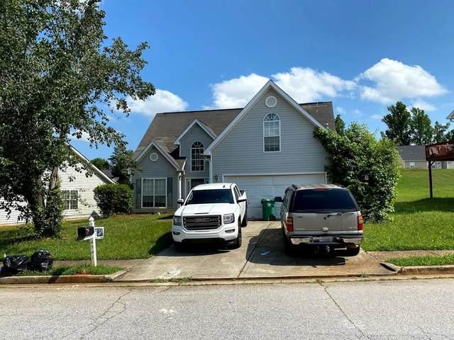 4501 Jackam Ridge Court, Lithonia, GA 30038 (MLS #6732783) :: Kennesaw Life Real Estate