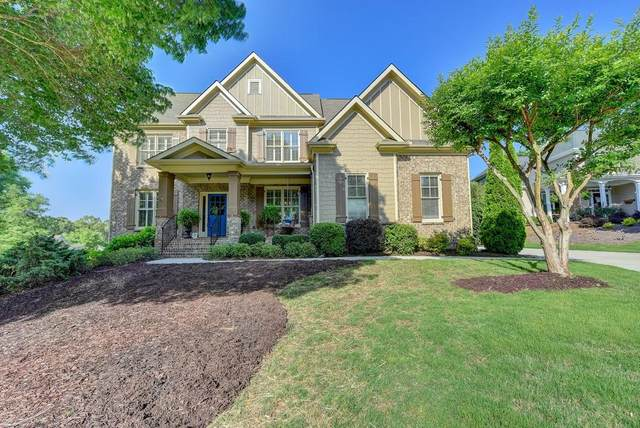 3434 Coopers Mill Court, Dacula, GA 30019 (MLS #6732802) :: Thomas Ramon Realty