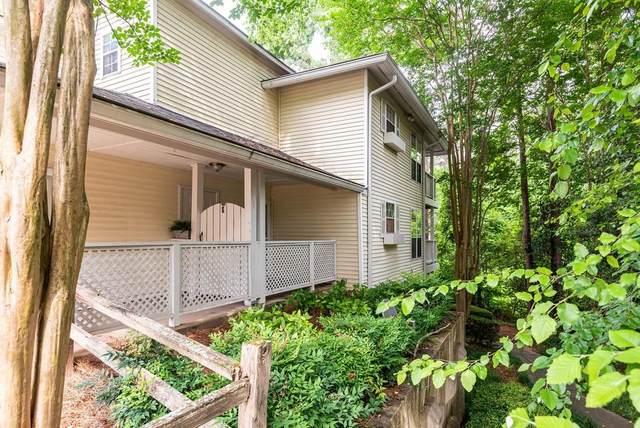 6810 Glenridge Drive K, Sandy Springs, GA 30328 (MLS #6732827) :: Oliver & Associates Realty