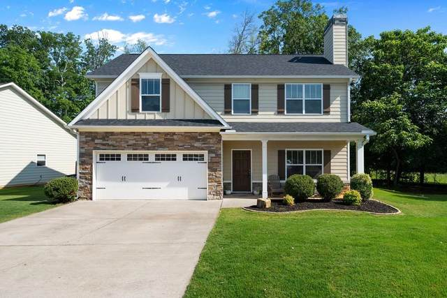 14 Cottage Walk NW, Cartersville, GA 30121 (MLS #6732849) :: The Realty Queen & Team