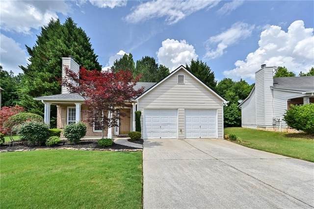 3225 Brookfield Drive, Austell, GA 30106 (MLS #6732856) :: The Heyl Group at Keller Williams