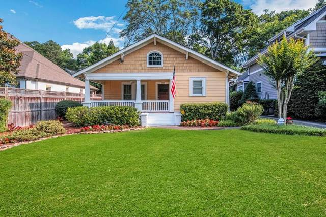 1198 Oglethorpe Avenue NE, Brookhaven, GA 30319 (MLS #6732872) :: The North Georgia Group