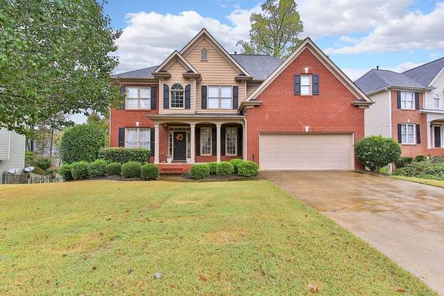 1443 Whisperwood Lane, Lawrenceville, GA 30043 (MLS #6732884) :: Thomas Ramon Realty