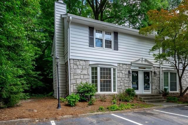 136 Peachtree Memorial Drive NW #MD4, Atlanta, GA 30309 (MLS #6732902) :: Charlie Ballard Real Estate