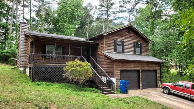 132 Blackhawk Trail, Dallas, GA 30157 (MLS #6732911) :: Dillard and Company Realty Group